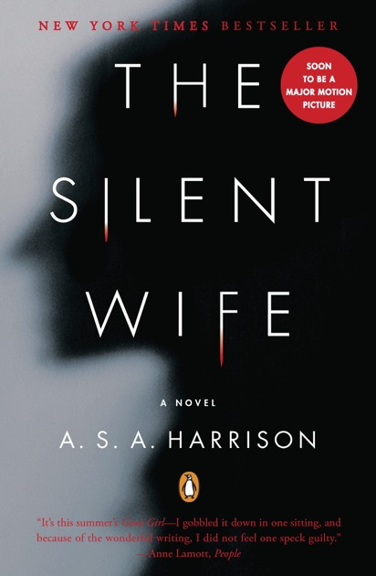 Image result for THE SILENT WIFE BOOK COVER