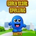 Early Start Spelling Level 1 - 3