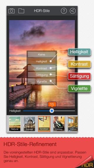 Fotor HDR - MultiStyle HDR Camera Screenshot