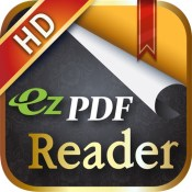 ezPDF Reader: Interactive PDF Reader for iPad