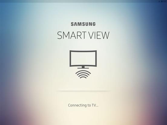 Samsung Smart View Screenshot