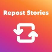 Repost Stories for Instagram