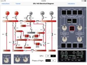 App Shopper: ERJ 145 Electrical Diagram (Education)