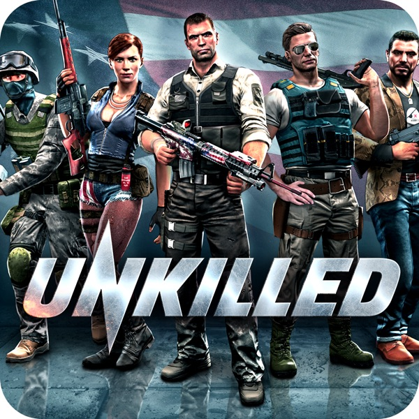 UNKILLED PvP Zombie Shooter 3D