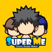 SuperMe酷脸 —— 制作专属你的动漫卡通头像
