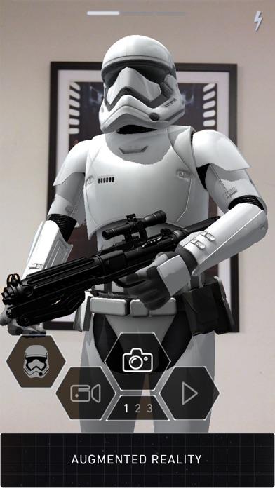 Star Wars - iOS 11 AR Uygulamaları