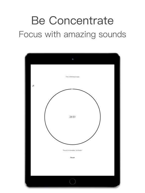MinimaList – Simple To Do List Screenshot