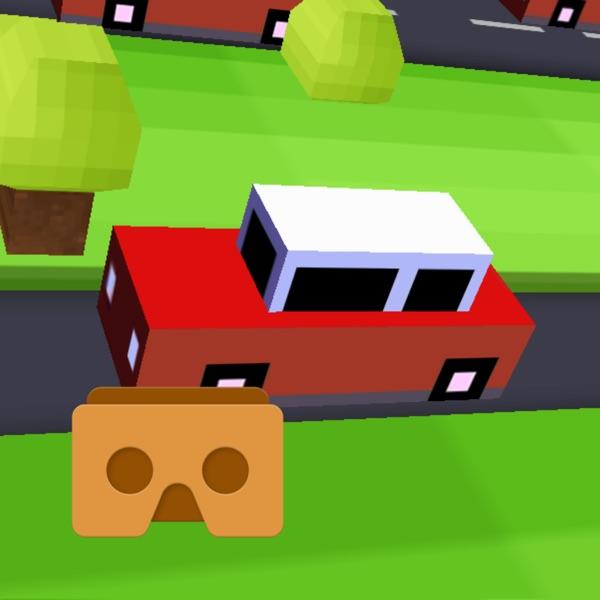 VR Street Jump for Google Cardboard