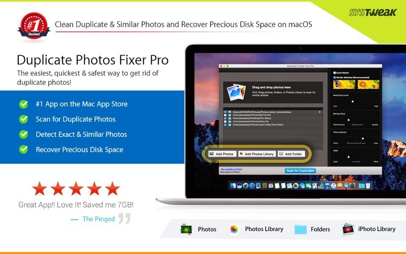 Duplicate Photos Fixer Pro for Mac 2.5 激活版 - 重复图片清理