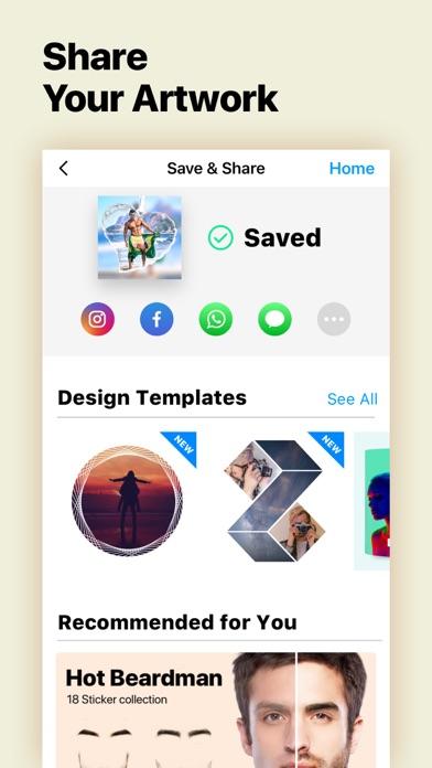 Photable - Photo Editor Screenshot