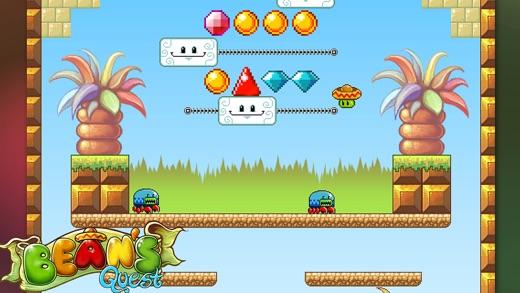 Bean's Quest Screenshot