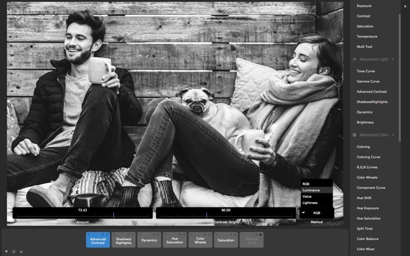 CameraBag RAW for Mac 3.0.210 激活版 - 图片处理软件