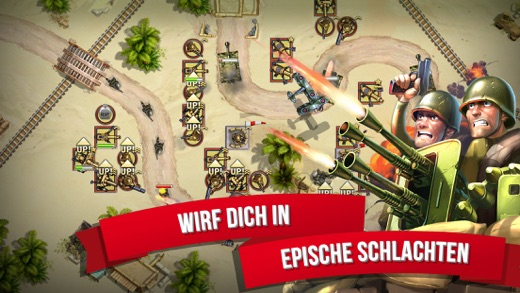 Toy Defense 2 - Tower Defense Screenshot