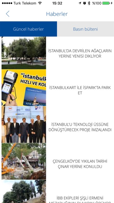 İBB İstanbul Screenshot