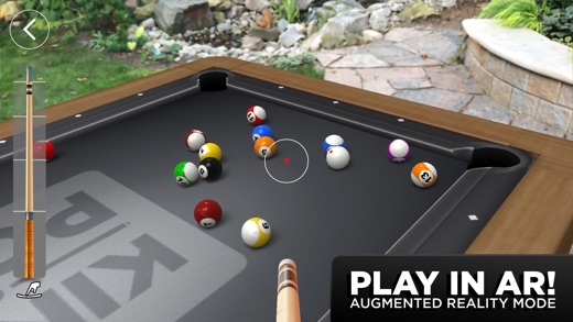 King of Pool - iOS 11 AR Uygulaması