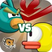 Angries Vs. Flappies - Steampunk Endless Bird Defense