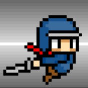 Ninja Striker! - Stylish Ninja Action!