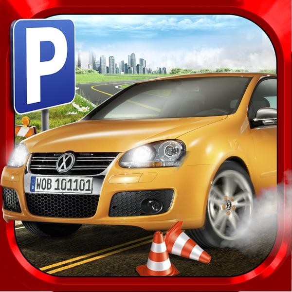 Car Parking Driving Simulator Game - Real Monster Truck Test Drive Park Sim Racing Games