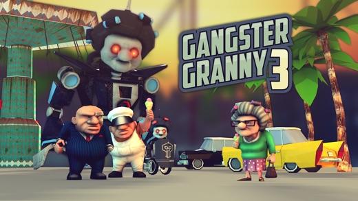 Gangster Granny 3 Screenshot