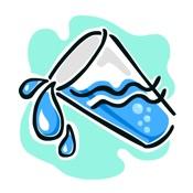 Splashy Rastreador Água - Beber mais água, pista de ingestão diária de água, hidratação Obter lembrete
