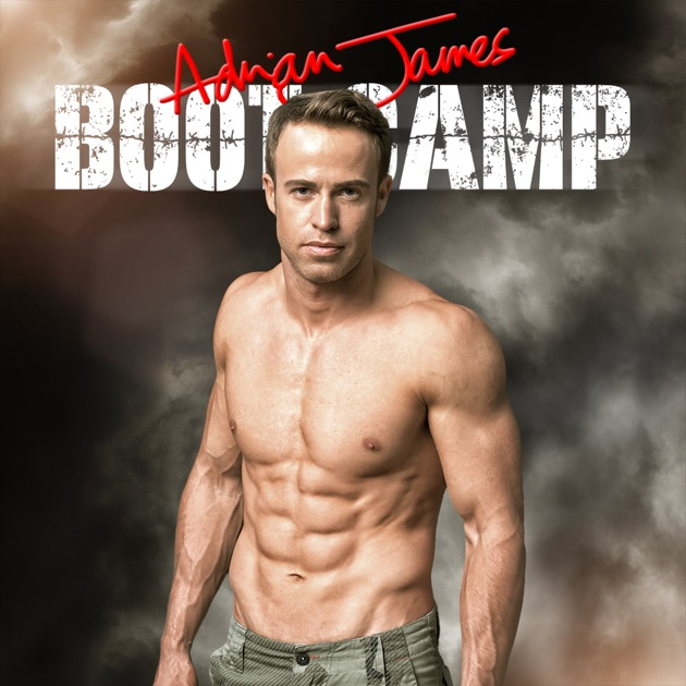 Image result for Adrian James Boot camp