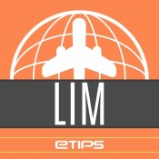 Lima Travel Guide and Offline City Street Map