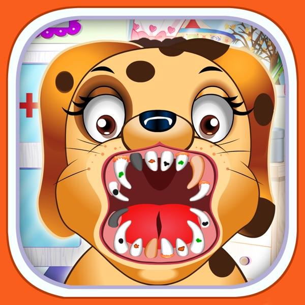 Pet Vet Dentist Doctor - Games for Kids Free