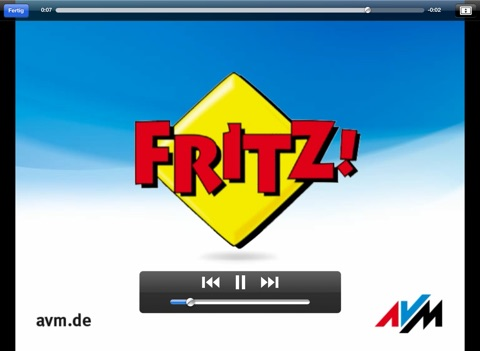 MyFRITZ!App Screenshot