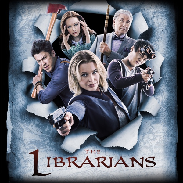 Image result for the librarians season 2