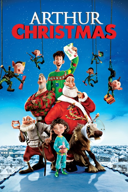 Image result for arthur christmas