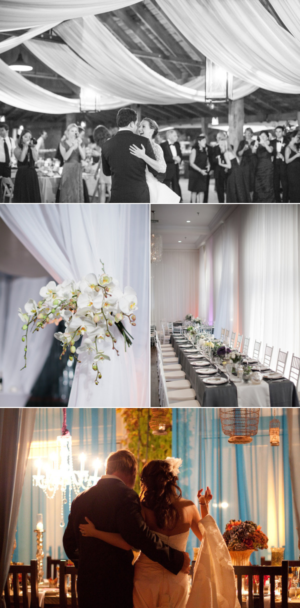 Wedding Decor: Fabric Draping - OnlineFabricStore.net Blog