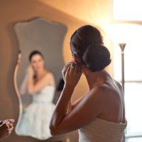 Decoração: casamento branco, dourado e fendi
