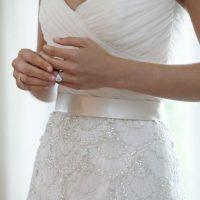 Porque o vestido é maravilhoso!
