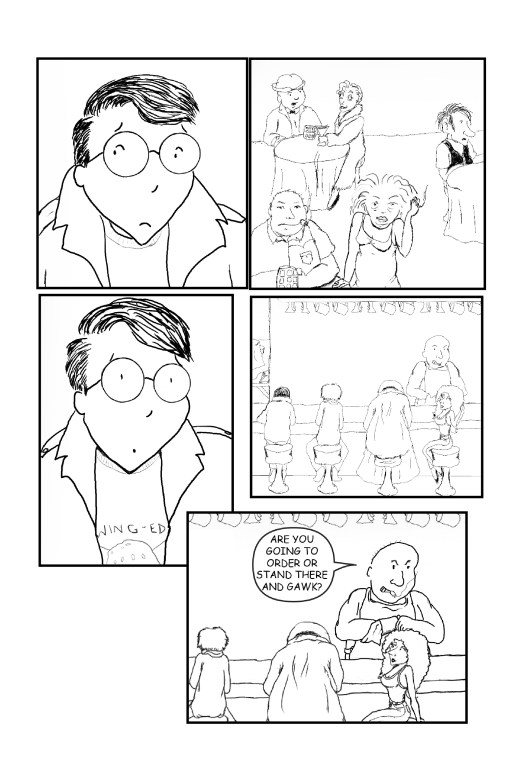 Isaac and Lee Issue 3 Page 8
