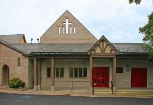 St Lukes Office Entrance