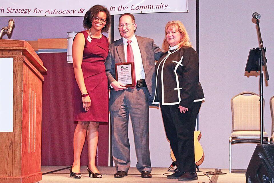 Dr.Rice.Banquet.award