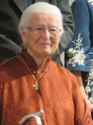 Elizabeth Upjohn Mason