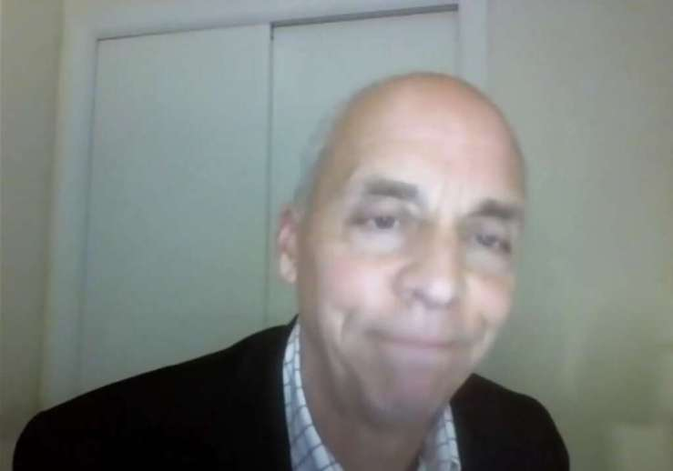 Mayor David Anderson