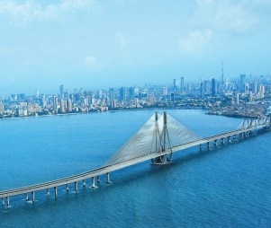 Sea Link Bridge