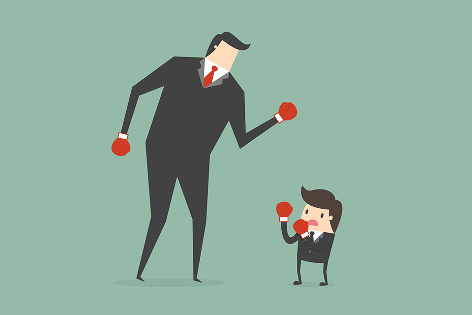 Why Your Business Needs An Unfair Advantage