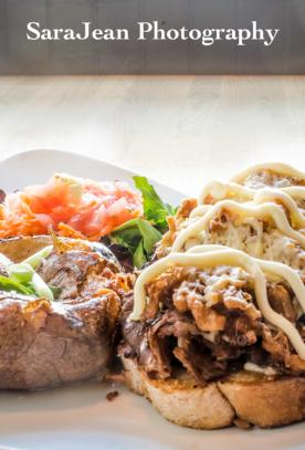 Picaroons Braised Beef Melt