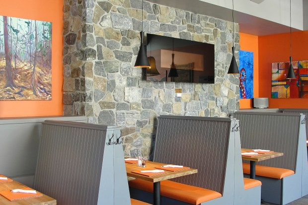 Stone Wall compliments of Tom Mosher at Cut River Rock