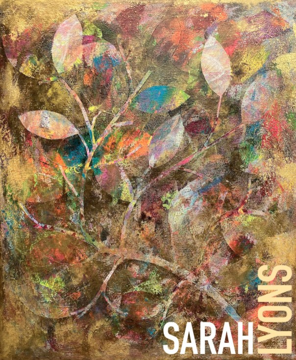 Shrubbery of Life 30x36