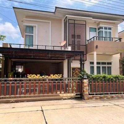 A very modern House in Buriram
