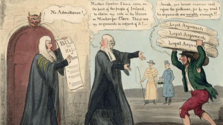 MISS Online: Performing emotion, embodiment and identity in Ireland, 1800-45