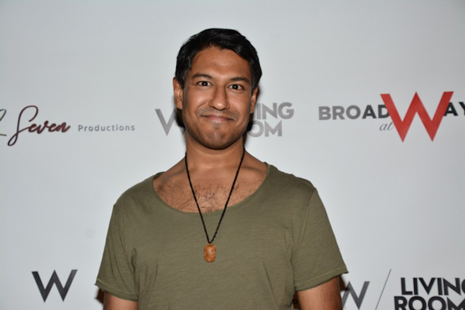 Vishal Vaidya - Photo by Genevieve Rafter Keddy for Broadway World, Courtesy of Vishal Vaidya