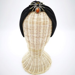 Diadema nudo black