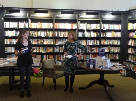 Flight Waterstones Launch 2015 #22 EC