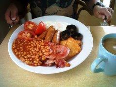Yaverland Cafe - THE best breakfast