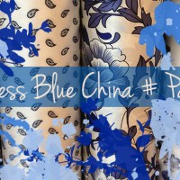 Timeless Blue China Part # 2